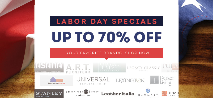 Brands on Labor Day Sale
