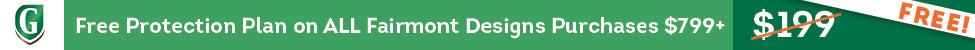 Fairmont Designs Free Protection Plan