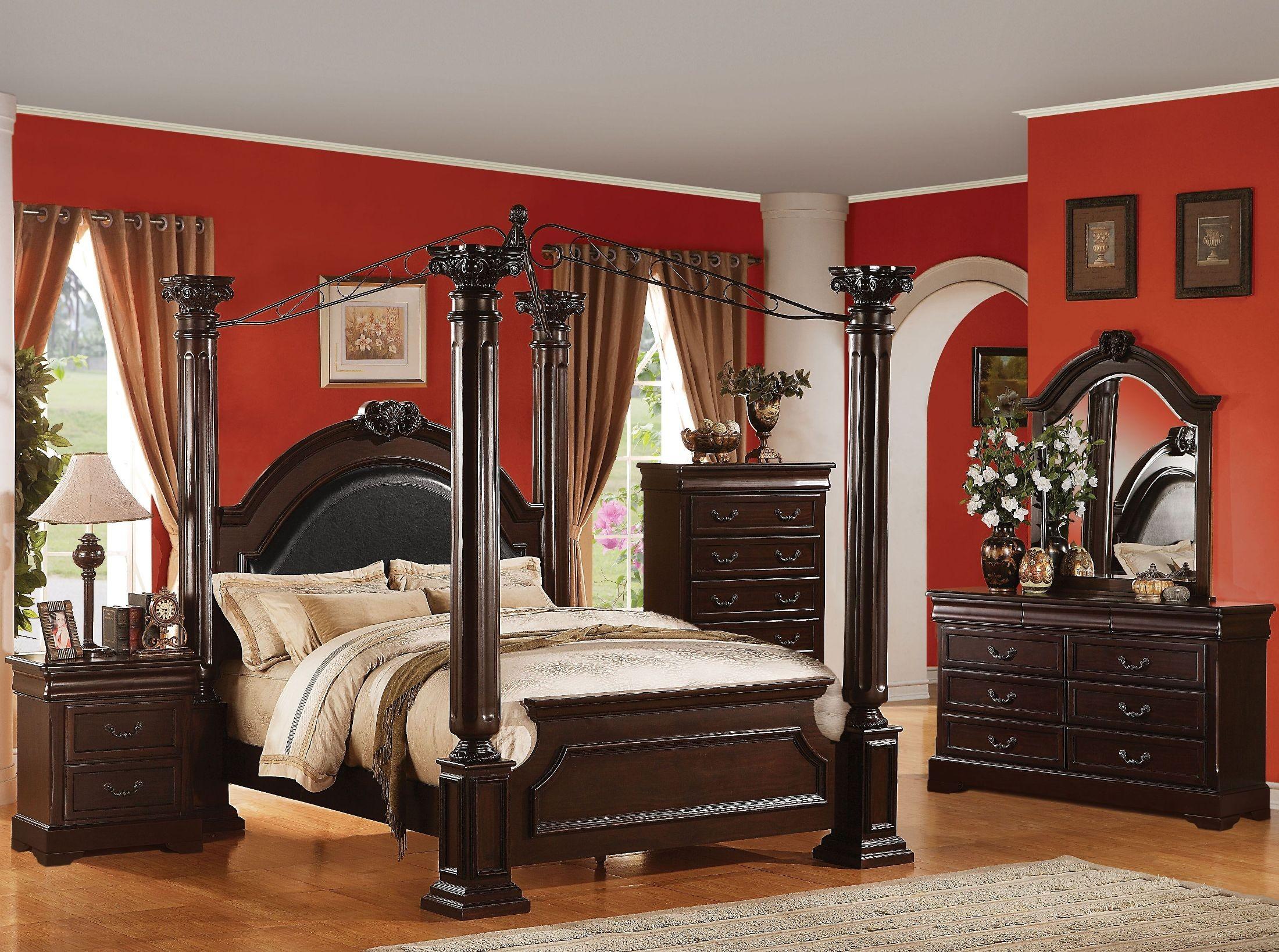 Furniture & More Roman Empire II Black