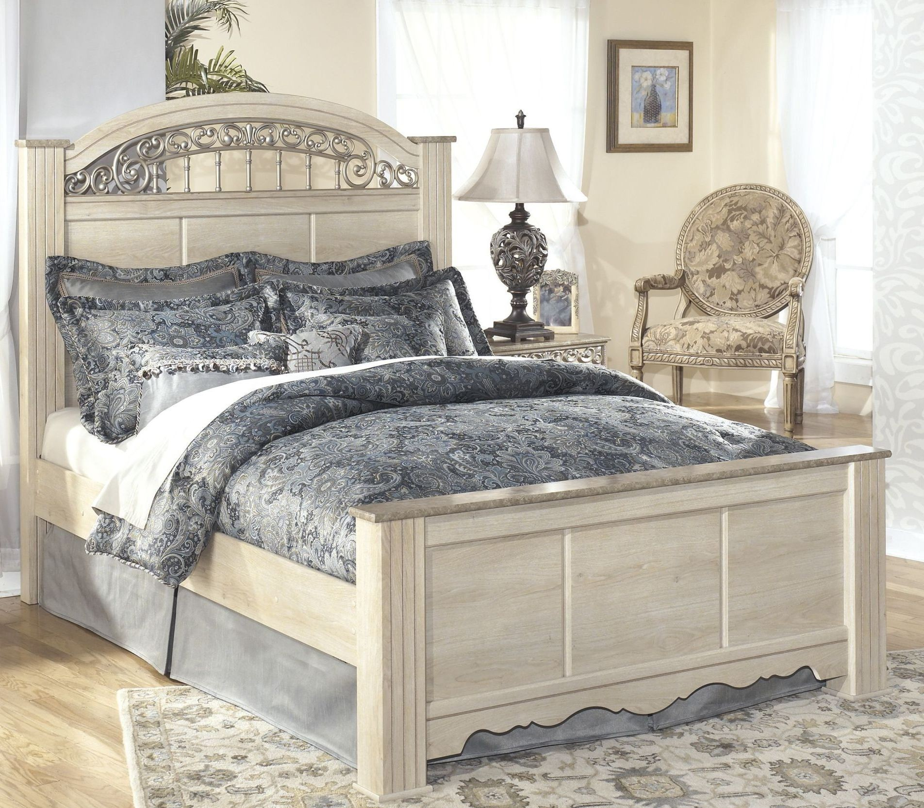 Furniture & More Catalina Poster Bedroom