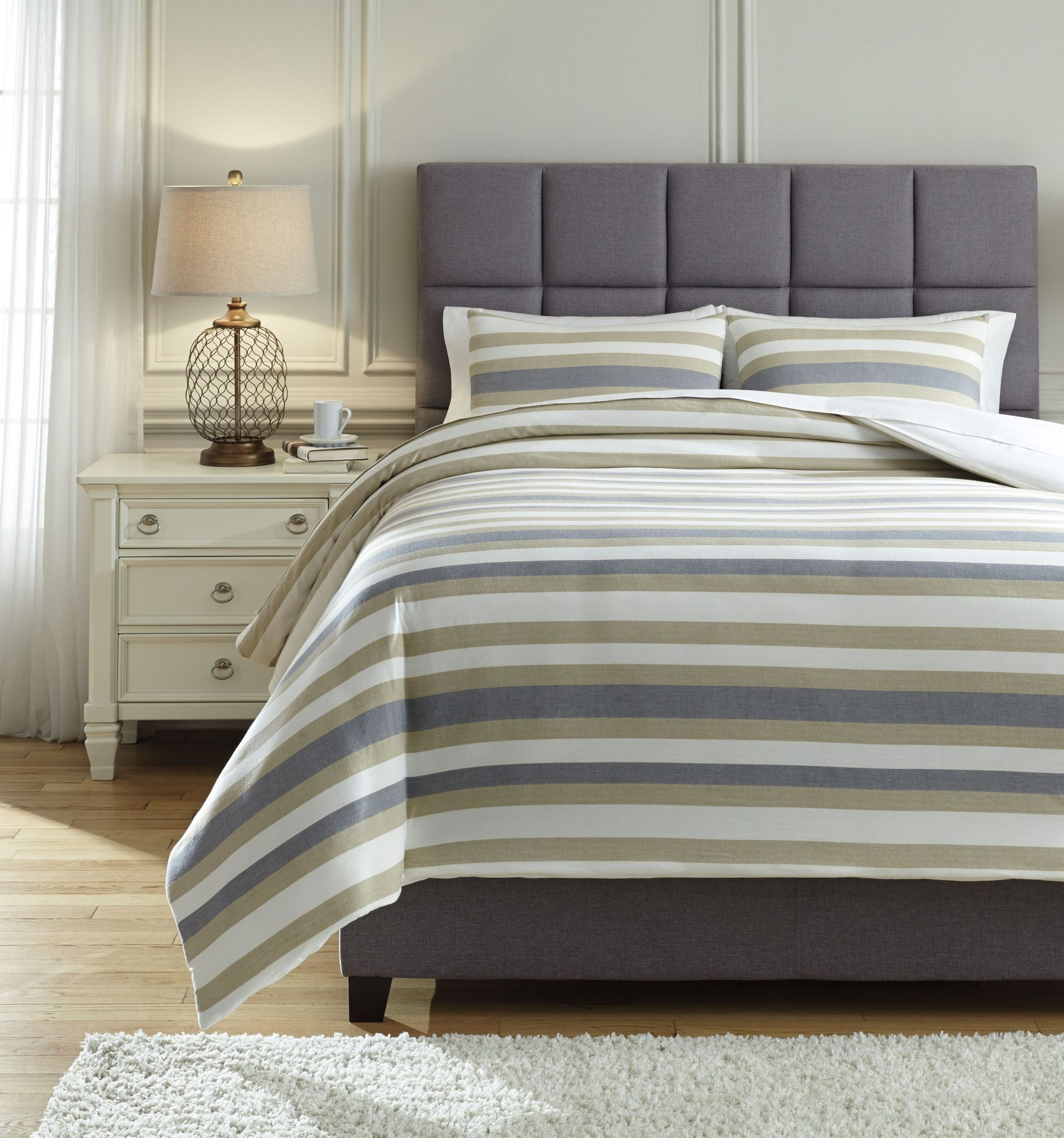 p qlt hei triangles gray set blue and bed complete home wid bedding essential prod comforter