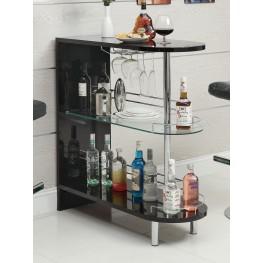 Black Bar Table 101063