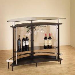 Black Bar Table 101065