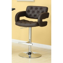 "Brown 29"" Height Stool 102556"