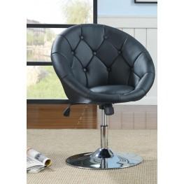 102580 Black Swivel Chair