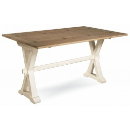 Curated Great Rooms Drop Leaf Console Table