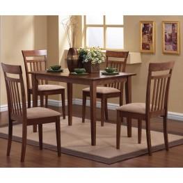 Altamonte Beige 5 Piece Dining Room Set