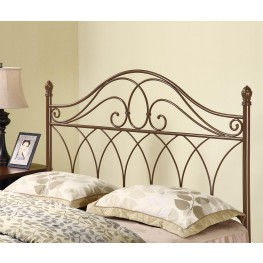 Rich Brown Queen/Full Headboard 300186QF