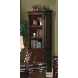Union Hill Rich Brown Home Office Bookcase