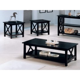 Briarcliff Cappuccino 3 Piece Occasional Table Set - 5909