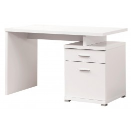 Decarie Desk with Cabinet