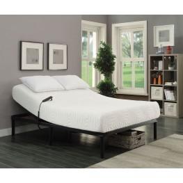 Stanhope Black Adjustable Bed Base