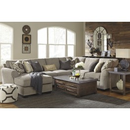 Pantomine Driftwood LAF Chaise Sectional