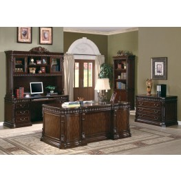 Union Hill Executive Home Office Set
