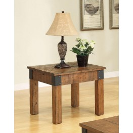 Country End Table