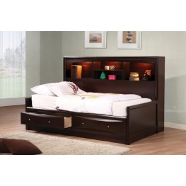 Phoenix Full Storage Day Bed