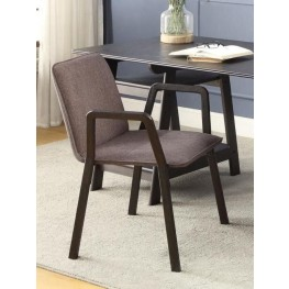Hilles Dark Charcoal Chair