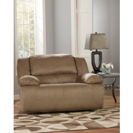 Hogan Mocha Zero Wall Recliner with Wide Seat Box