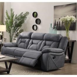 Houston Stone Reclining Sofa