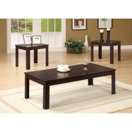 3 Piece Occasional Table Set - 700215