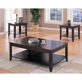 3 Piece Occasional Table Set - 700285