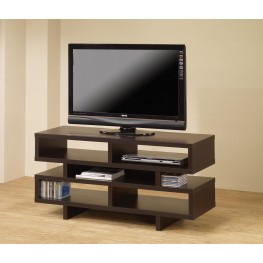 Cappuccino Tv Stand 700720