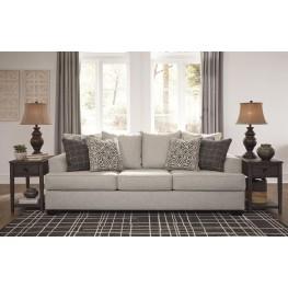 Velletri Pewter Sofa