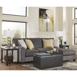 Hodan Marble Sofa with Chaise