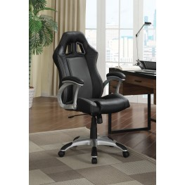 800046 Black Office Chair