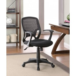 800056 Black Office Chair