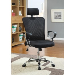 800206 Black Office Chair