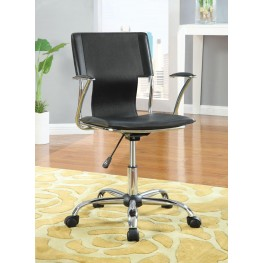 800207 Black Office Chair