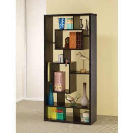 Black Bookcase 800262