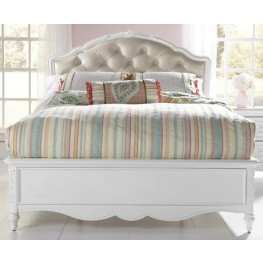 SweetHeart Full Upholstered Bed