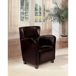 Brown Vinyl Chair 900234