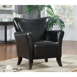 900253 Black Accent Chair