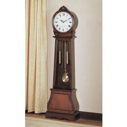 Brown Grandfather Clock 900723