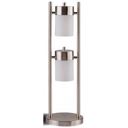 900732 Chrome Table Lamp