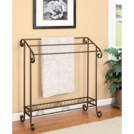 Bronze Towel Rack 900833