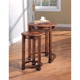 Cherry Large Nesting Table 901039