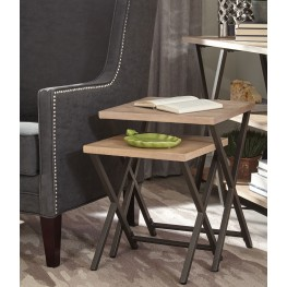 Rustic Nesting Table by Donny Osmond