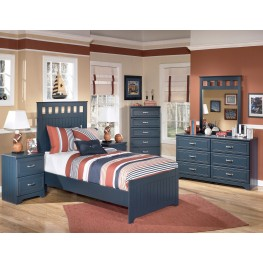 Leo Youth Panel Bedroom Set