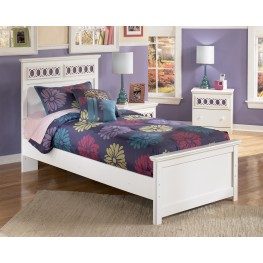 Zayley Twin Panel Bed