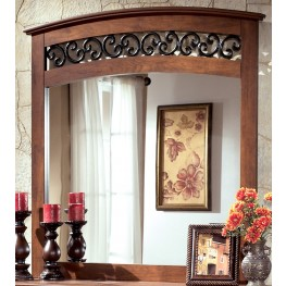 Timberline Arched Mirror