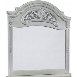 Zolena Champagne Bedroom Mirror