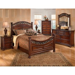 Leahlyn Panel Bedroom Set