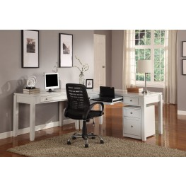 Boca L-Shape Home Office Set