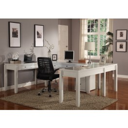 Boca U-Shape Home Office Set