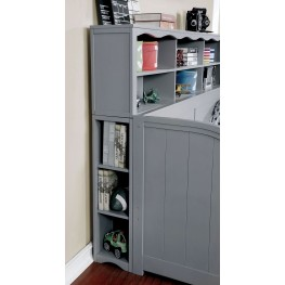 Frida Gray Bookcase