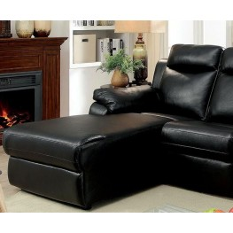 Hardy Black Chaise